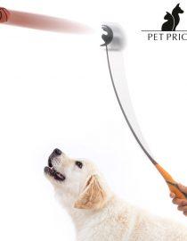 xekios Gant de Brossage pour Animaux de compagnie Pet Prior