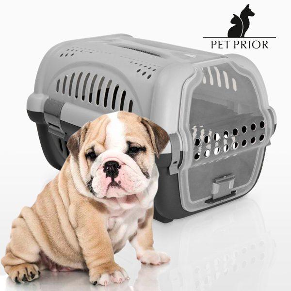 xekios Cage de Transport pour Animaux de Compagnie Pet Prior