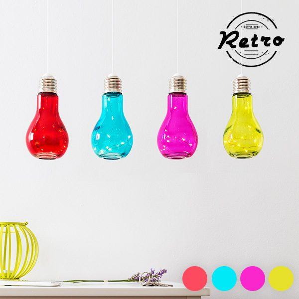xekios Lampe LED Ampoule Rétro