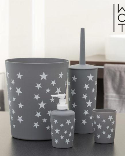xekios Accessoires de Salle de Bain Star Wagon Trend (4 pièces)
