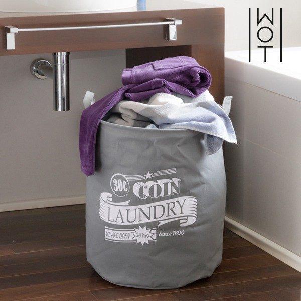 xekios Sac à Linge Sale Grey Laundry Wagon Trend