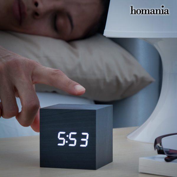 xekios Réveil Numérique Cube Homania