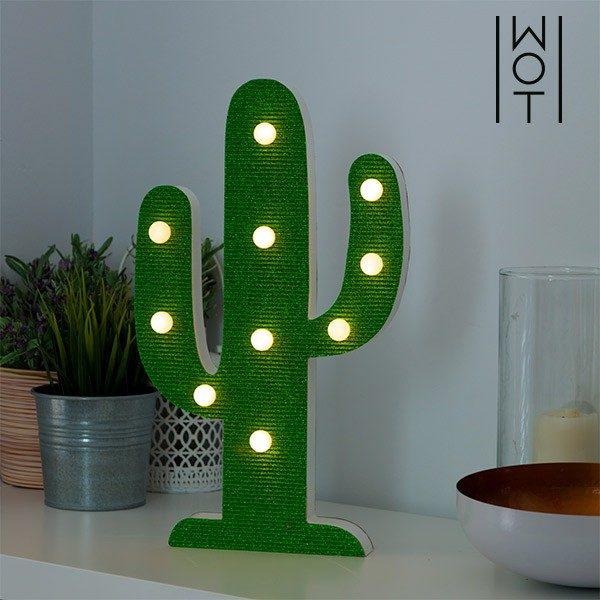 xekios Lampe LED Cactus Wagon Trend (10 LED)