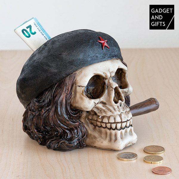 xekios Tirelire Crâne Libérateur avec Pure Gadget and Gifts
