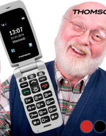 xekios Téléphone Fixe sans Fil TopCom TE5731