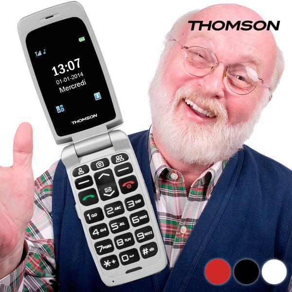 xekios Téléphone Mobile Thomson Serea62