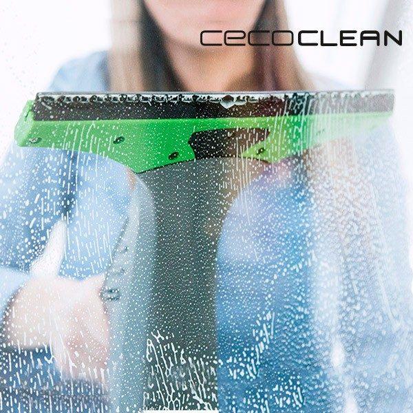 xekios Aspirateur Lave-Vitres Cecoclean Crystal Clear 5023