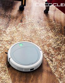 xekios Robot Lave-Vitres Cecoclean WinRobot 870 5035 80W Bleu Noir
