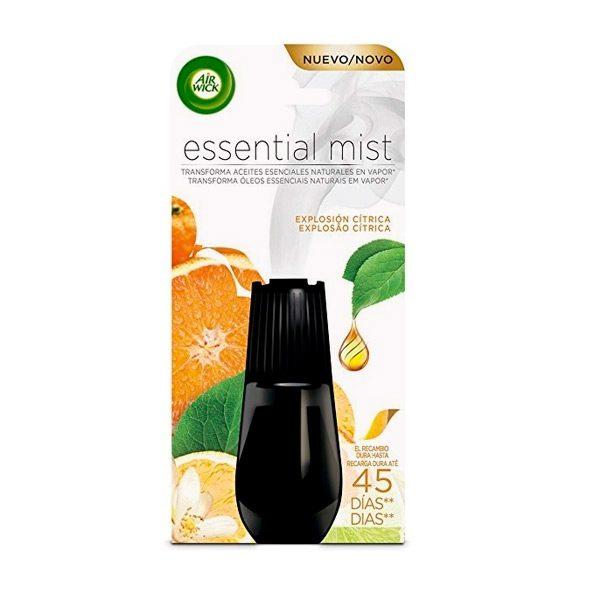 xekios Recharges pour Diffuseur Air Wick Essential Mist (Explosion d'agrumes)