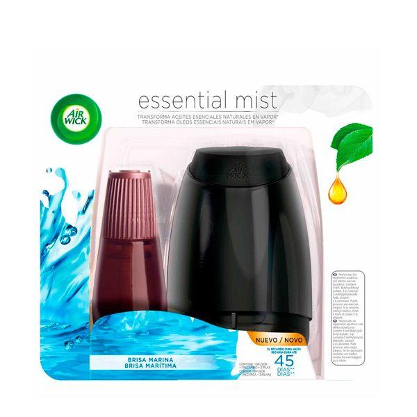 xekios Diffuseur Air Wick Essential Mist Complet Brise Marine
