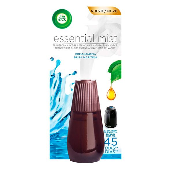 xekios Recharge pour Diffuseur Air Wick Essential Mist Brise Marine