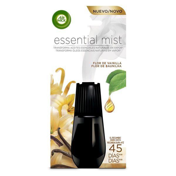 xekios Recharge pour Diffuseur Air Wick Essential Mist Fleur de Vanille
