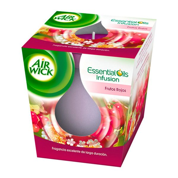 xekios Bougie Aromatique Air Wick Fruits Rouges