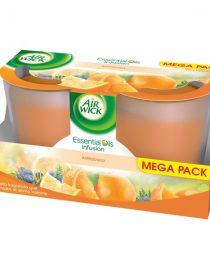 xekios Bougie Aromatique Air Wick Pomme Rouge de Californie (pack de 2)
