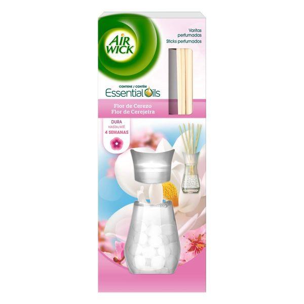 xekios Bâtonnets Parfumés Air Wick Fleurs de Cerisier