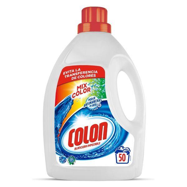 xekios Détergent Liquide Pour les Vêtements Colon Mixcolor 3,1 L (50 Doses)