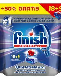 xekios Diffuseur pour Lave-vaisselle Finish Odor Stop