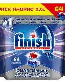xekios Tablettes pour Lave-vaisselle Finish Quantum Regular (45 Doses)
