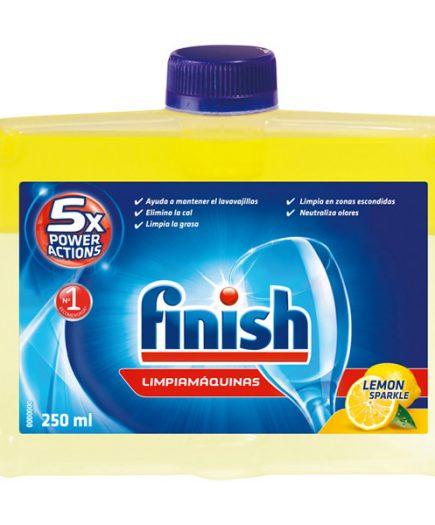 xekios Nettoyant de Lave-vaisselle Finish Citron 250 ml