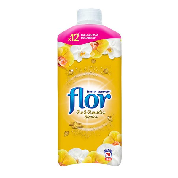 xekios Adoucissant Concentré Fleur Gold 1,5 L (70 doses)