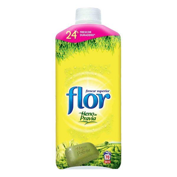 xekios Adoucissant Concentré Flor Foin de Pravia 1,472 L (64 Doses)