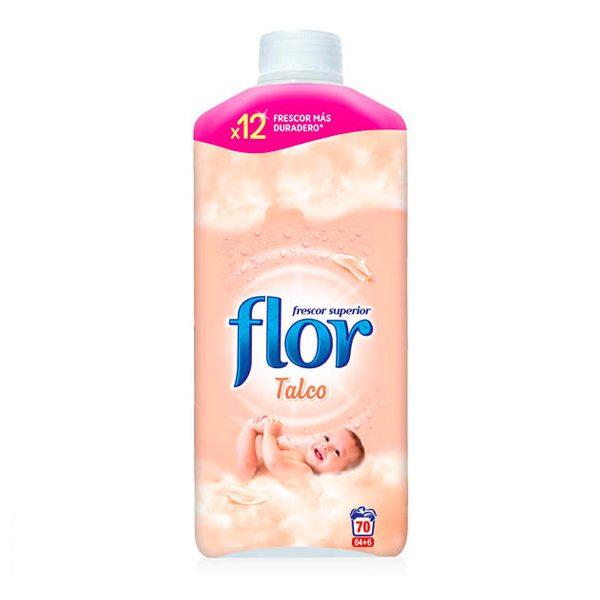 xekios Adoucissant Concentré Flor Talc 1,5 L (70 Doses)