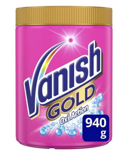 xekios Détachant en Poudre Vanish Oxi Gold 940 g