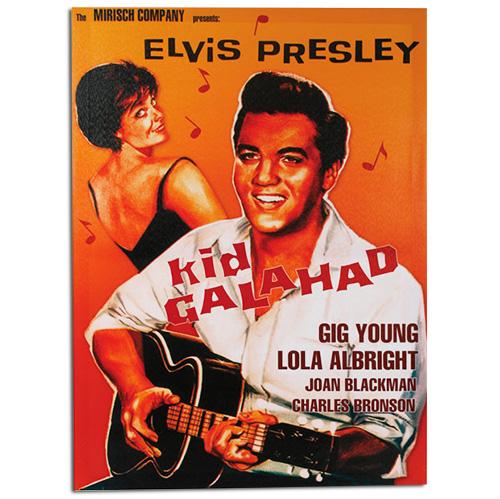 xekios Affiche de Ciné Elvis Presley Kid Galahad
