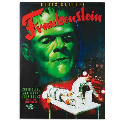 xekios Affiche de Ciné Frankenstein