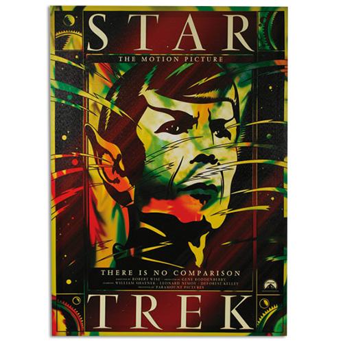 xekios Affiche de Ciné Star Trek
