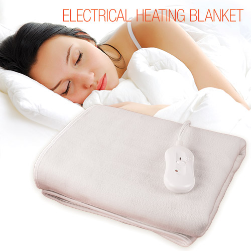 xekios Couverture Chauffante Electrical Heating Blanket 150 x 80 cm