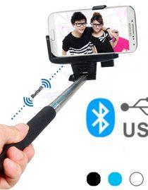 xekios Chargeur de Batterie USB avec Haut-Parleur CuboQ 3500 mAh