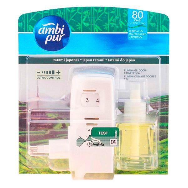xekios Ambi Pur - AMBIPUR ambientador electrico completo tatami 21,5 ml