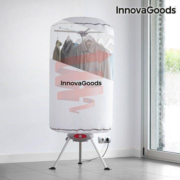 xekios Sèche-Linge Portable InnovaGoods 1000W Blanc