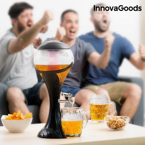xekios Distributeur de Bière avec LED World Cup InnovaGoods