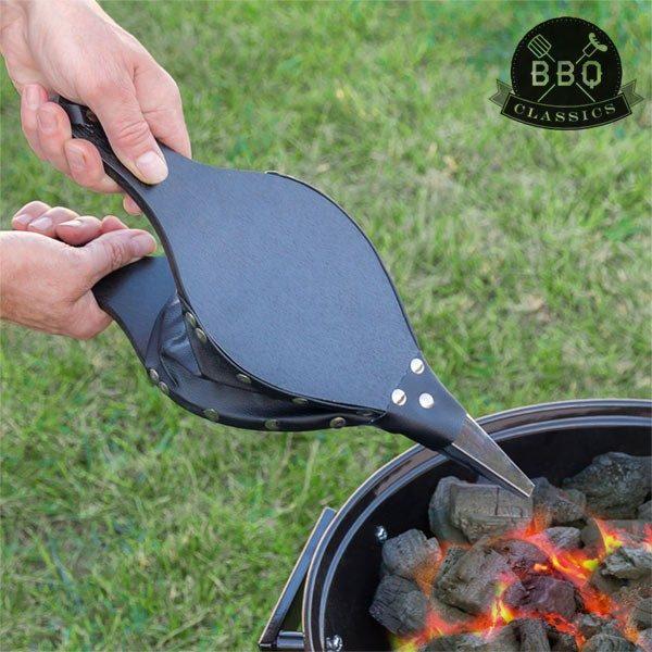 xekios Soufflet pour Barbecue BBQ Classics