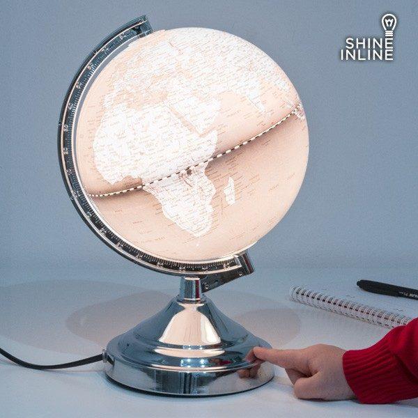 xekios Lampe Globe Terrestre Shine Inline