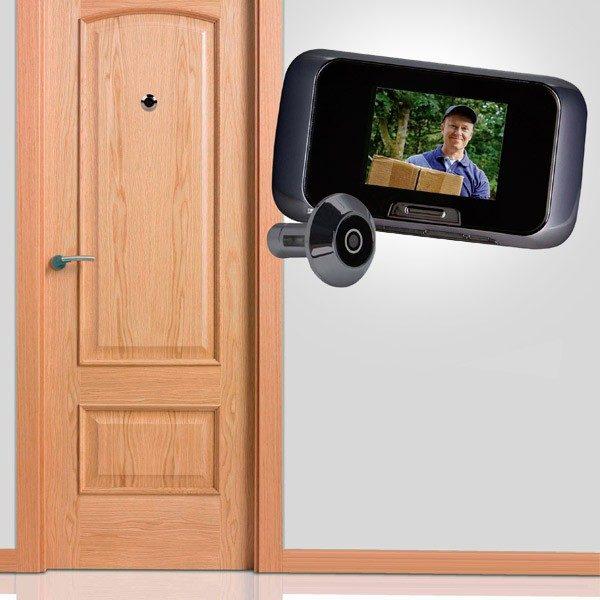 xekios Judas Optique Numérique Vidéo Smartwares VD27