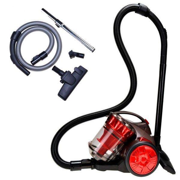 xekios Aspirateur sans sac COMELEC ASP2209 79 dB 700W Rouge
