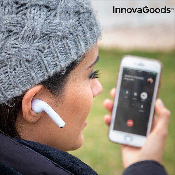 xekios Écouteurs Sans Fil SmartPods InnovaGoods